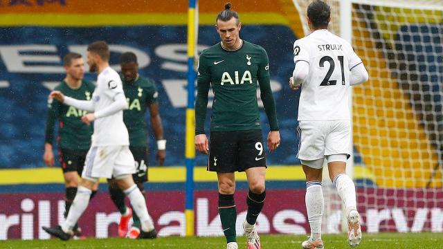 Tottenham deplasmanda yenildi
