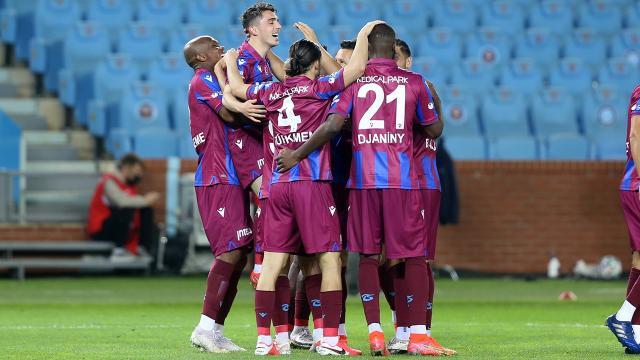 Trabzonspor, Avcı yönetiminde 30 maçta 61 puan topladı