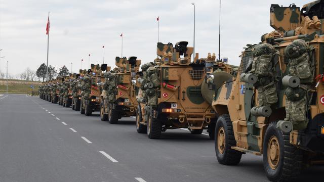 Defender Europe 2021 tatbikatına Türkiyeden önemli katkı