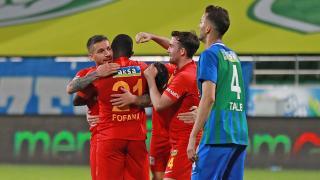 Yeni Malatyaspor'dan dört dörtlük galibiyet
