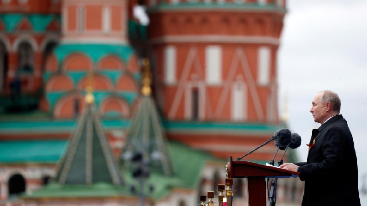 Rusya'da Zafer Günü coşkusu