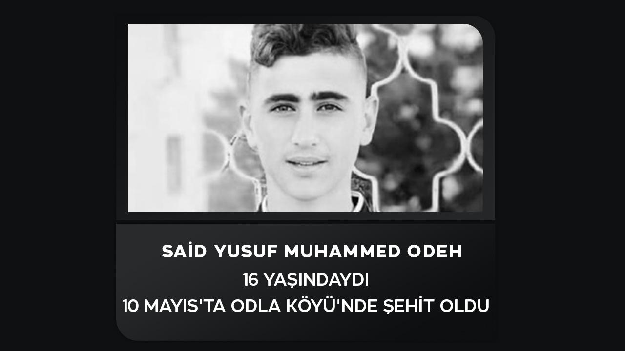 Said Yusuf Muhammed Odeh