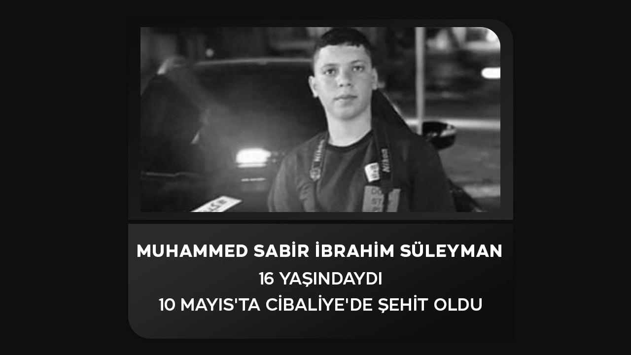 Muhammed Sabir İbrahim Süleyman