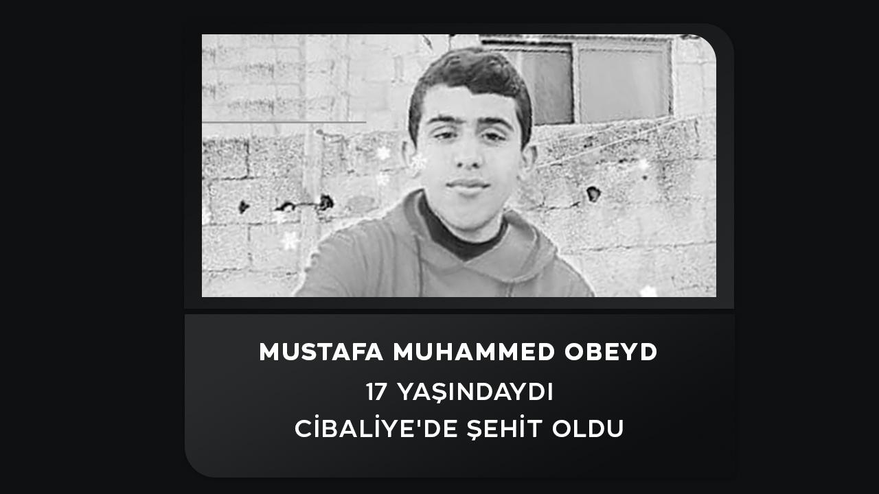Mustafa Muhammed Obeyd