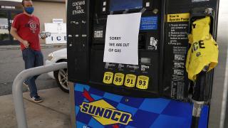 ABD'de benzin sıkıntısı başladı