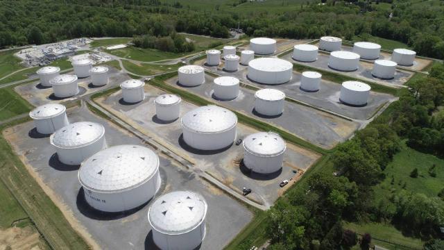 ABDde siber saldırıya uğrayan petrol boru hattı faaliyete başlıyor