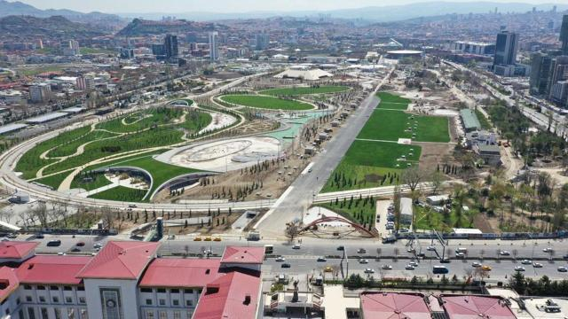 Ankaralılar 30 Ağustosta Millet Bahçesine kavuşacak