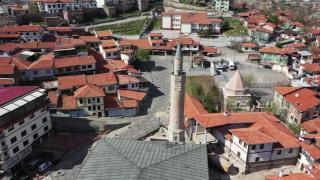 Ankara'nın 8 asırlık camisi UNESCO Dünya Miras Listesi'ne aday