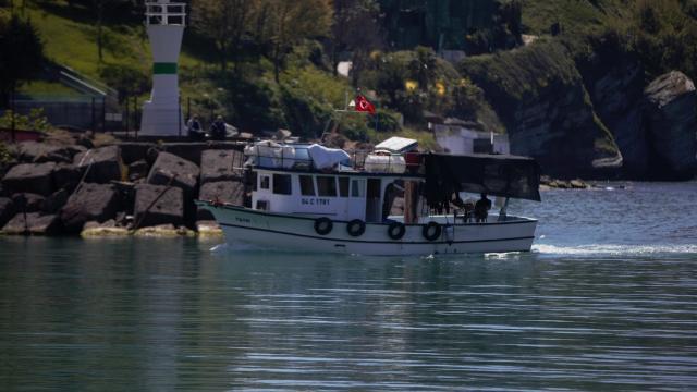 Düzcedeki balıkçılar kısıtlamanın ardından kıyı avcılığından umutlu