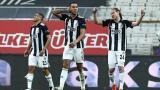 Karagümrük'ten Beşiktaş'a çelme