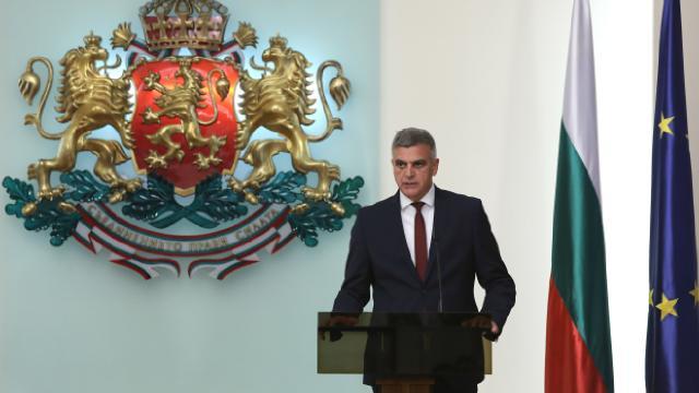 Bulgaristanda geçici teknokratlar hükümeti göreve başladı