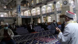 Tüm camilerde Kudüs'te yaşananlar için dua edildi