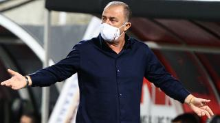 Fatih Terim 400. lig maçına çıktı