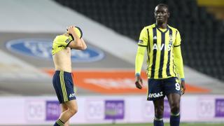 Fenerbahçe avantajı kaçırdı