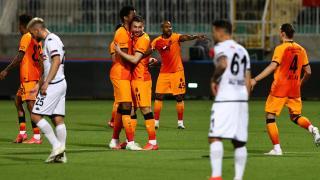 Galatasaray zirveye ortak oldu