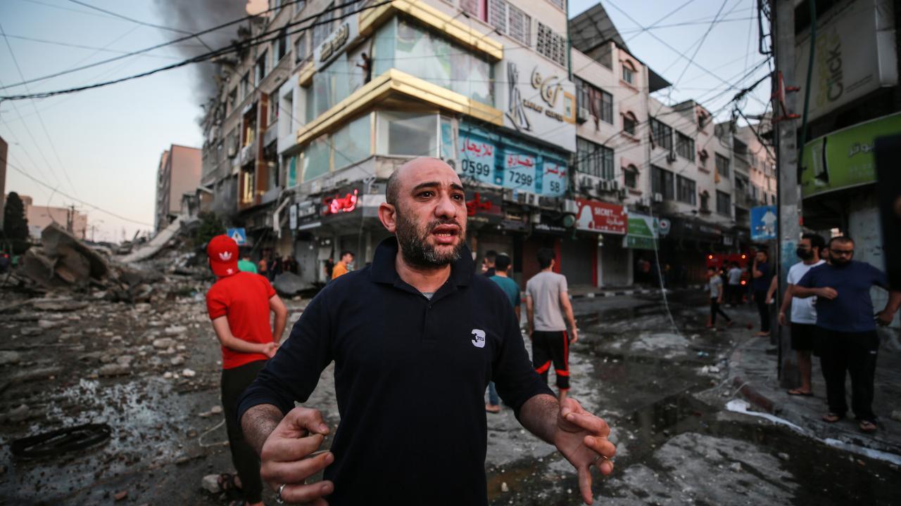 Gazze'de şehit sayısı 65'e yükseldi