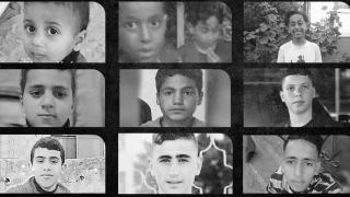 İsrail zulmünün çocuk şehitleri