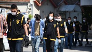 Adana'da yakalanan 6 hırsızlık şüphelisinden 3'ü tutuklandı
