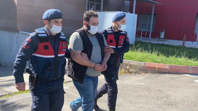 Gaziantepte silah kaçakçılığı operasyonu: 1 tutuklanma