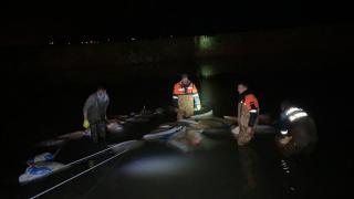 Kaçak avlanılan 7 ton 650 kilogram inci kefali ele geçirildi