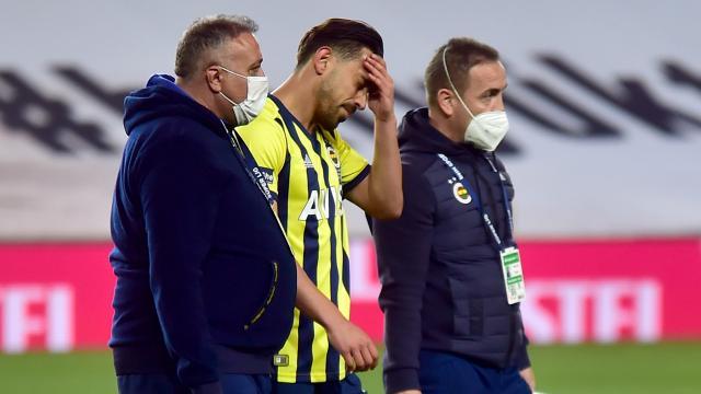 Fenerbahçeden İrfan Can Kahveci açıklaması