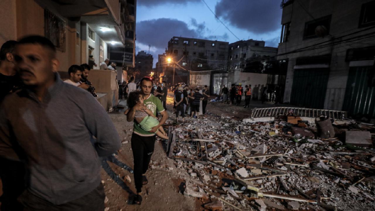 İsrail katliamı sürüyor: Şehit sayısı 83'e yükseldi