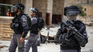 İsrail güçleri 8 günde 60 Filistinliyi gözaltına aldı