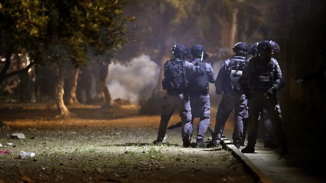 İsrail saldırılarında şehit sayısı 56ya yükseldi