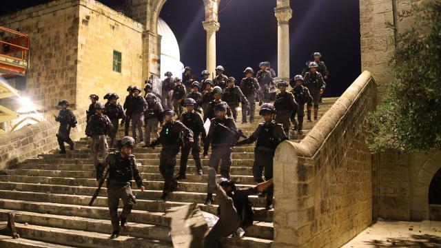 Fransa'daki Yeşiller Partisi: İsrail'in sömürgeleştirme politikası Orta Doğu'nun güvenliğine tehdit