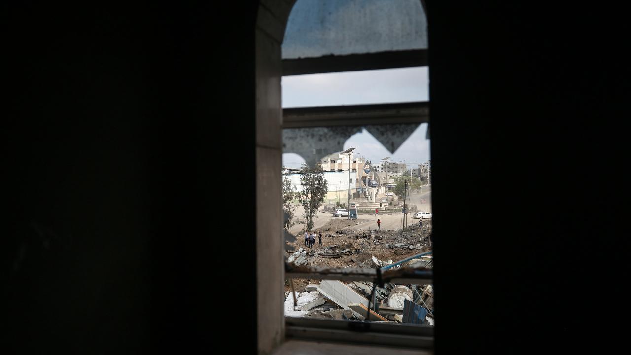 İsrail'in son hedefi bir apartman oldu