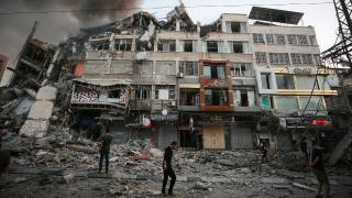 Filistin'de bombardımanın gölgesinde Ramazan Bayramı
