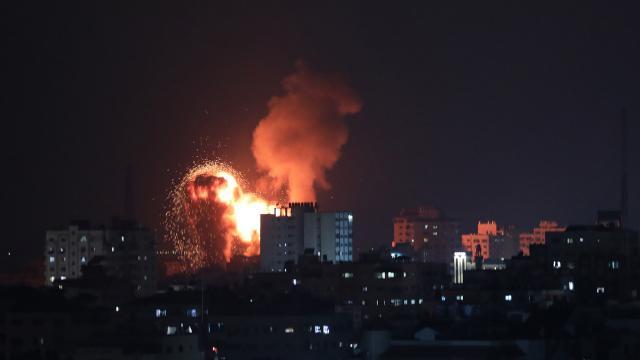 BMden uyarı: İsrail ve Filistin tam ölçekli savaşa sürükleniyor