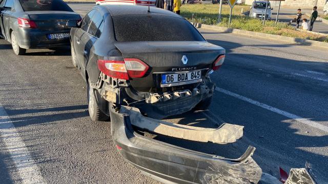 Afyonkarahisarda trafik kazası