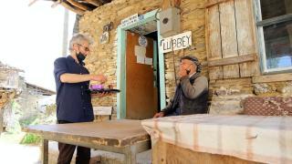 5 kişilik köyün sönmeyen ocağı: Lübbey köy kahvesi