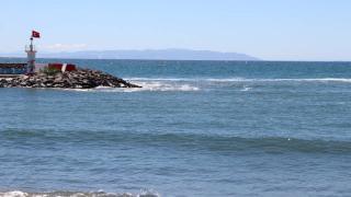 Marmara'da deniz salyası dağılmaya başladı