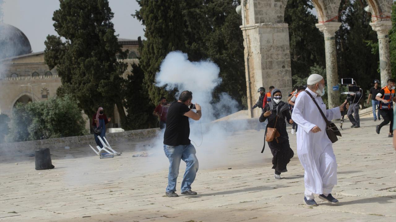İsrail şiddeti Arap medyasında