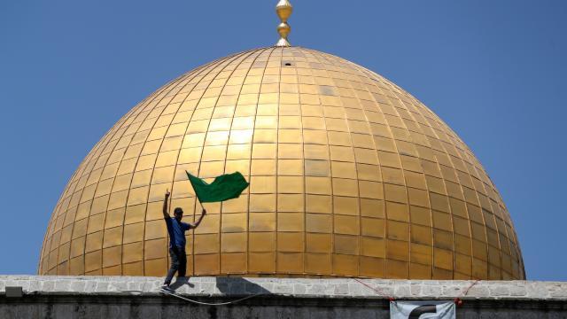 Hamastan Mescid-i Aksa açıklaması: İsrail, ağır bir bedel ödeyecek