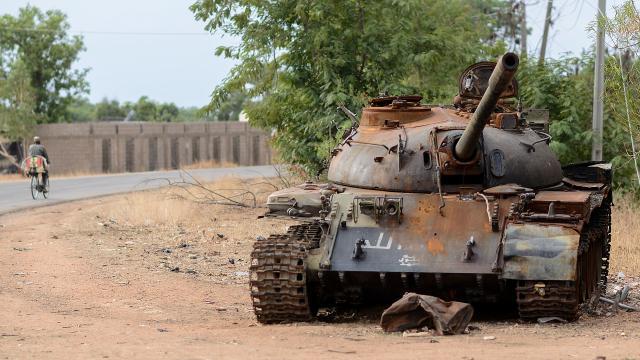 Terör örgütü Boko Haramın 15 üyesi öldürüldü