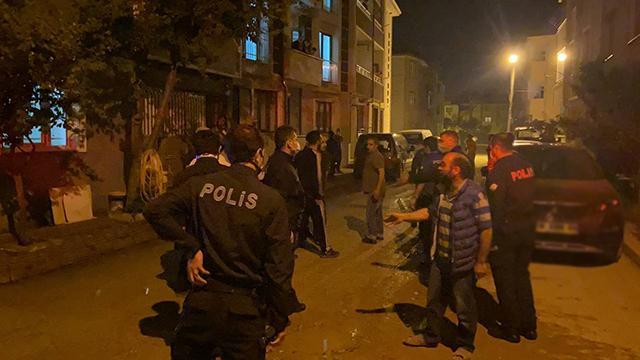 Hem kısıtlamaya uymadılar hem de polise saldırdılar