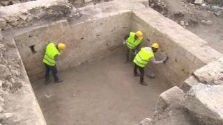 Sbide Antik Kenti'nin tarihi gün yüzüne çıkarılıyor
