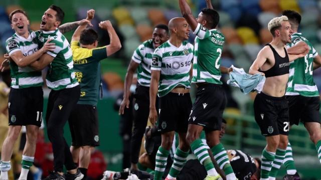 Portekizde Sporting 19 yıl sonra şampiyon