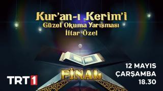 Kur'an-ı Kerim'i Güzel Okuma Yarışması'nda final heyecanı