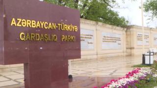 Türkiye-Azerbaycan kardeşliği parkta yaşatılacak