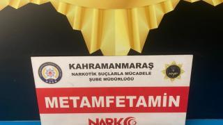 Kahramanmaraş'ta uyuşturucu operasyonu: 2 tutuklama
