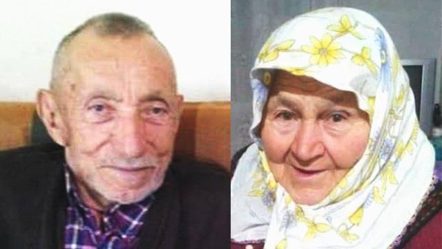Koronavirüse yakalanan yaşlı çift 6 saat arayla hayatını kaybetti