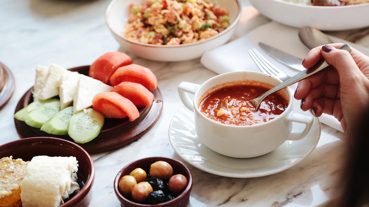 Bayram kahvaltısına dikkat