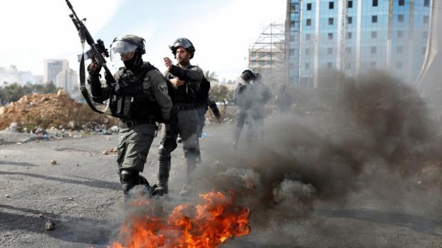 Gazzede şehit sayısı 192ye yükseldi