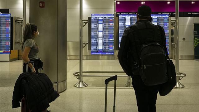 ABD İngiltereye seyahat yasağını uzattı