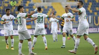 Alanyaspor Ankara'da tek golle kazandı