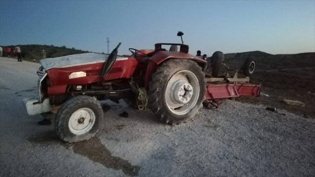 Ankarada traktör kazası: 4 ölü, 18 yaralı